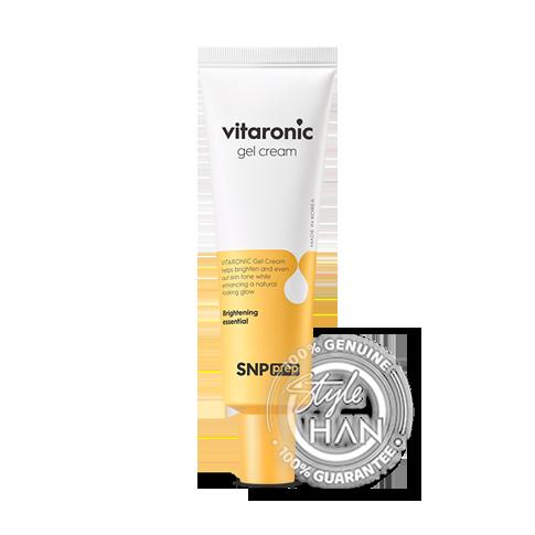 SNP prep vitaronic gel cream