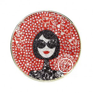 STYLE 71 Cushion AS-16 The Lady in Red