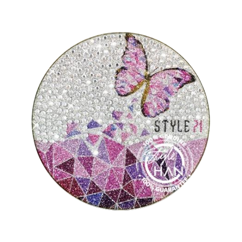 STYLE 71 Cushion AS-33 Butterfly Pink