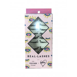 Village 11 Factory X Notep Real Lashes (mix black)
