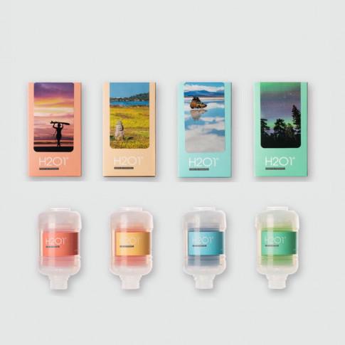 H2O1 Vitamin Shower Filter Tiny&Travel