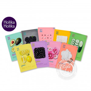 (ลดล้างสต๊อก) Holika Holika Pure Essence Mask Sheet *Exp. 20210509
