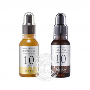 It's Skin Power 10 Formula (ฝาดำ)