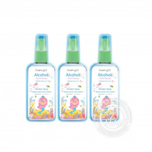 Snowgirl Alcohol Hand Spray 70 ml