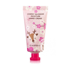 SeaNtree Hand Cream 30ml. (Cherry Blossom)