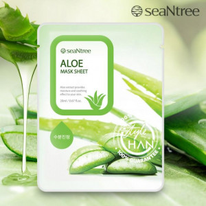 Seantree Aloe Mask Sheet