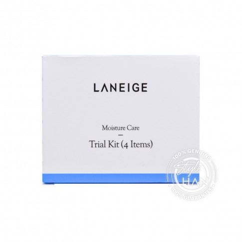 Laneige Moisture Care Trial Kit (4 Items)