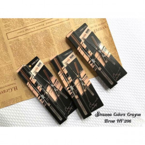 Sivanna Colors Crayon Sources Automatique Eyebrow Pencil