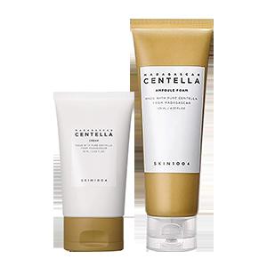 Skin1004 Duo Clean & Healthy Set (Foam+Cream)