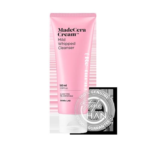 SkinRx Lab MadeCera Cream Mild Whipped Cleanser (Re-turn)