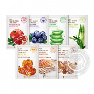 Skin Planet Daily Fresh Garden Mask Sheet