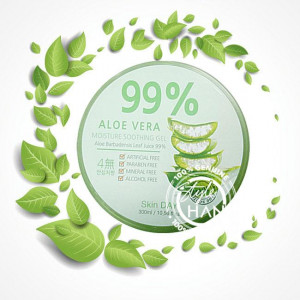 Skinday Aloe Vera Moisture Soothing Gel(300ml)