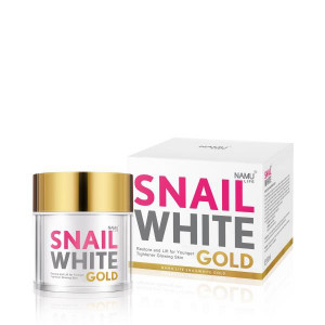 Snail White Gold