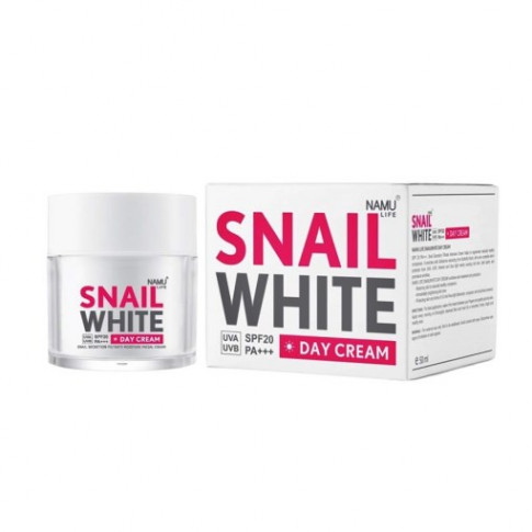 Snail White Moisture Day Cream SPF20++