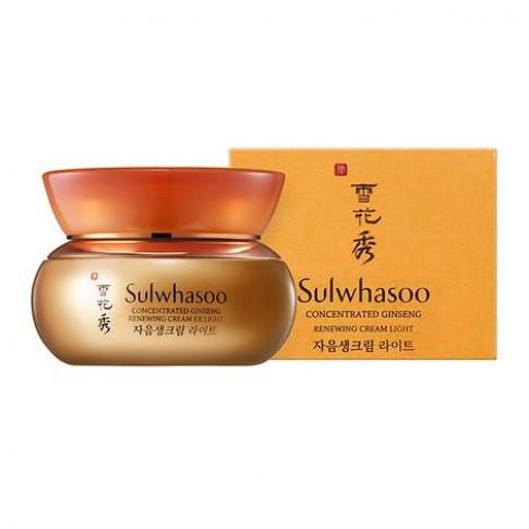 (หมดอายุ 09/2021) Sulwhasoo Concentrated Ginseng Renewing Eye Cream Ex