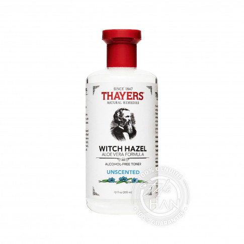 THAYERS Witch Hazel Toner 355ml