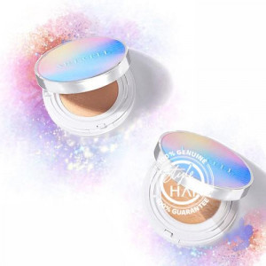 The Artcell Aurora Pearl Tension Cushion, Brightening Effect