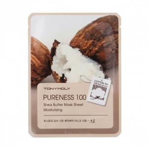 Tonymoly Pureness 100 Shea Butter Mask Sheet