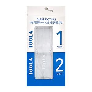 Toola Glass Foot File