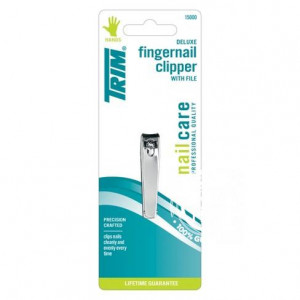 Trim Deluxe Nail Clipper