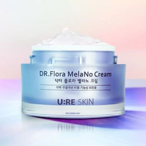 U:RE Skin DR.Flora MelaNo Cream
