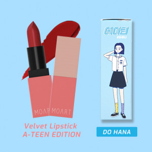 Velvet Lipstick R4 Vintage Rose (A-TEEN EDITION)