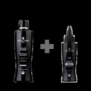 Vencare Fortification Shampoo + Lotion Plus Set (Exp.01/2022)
