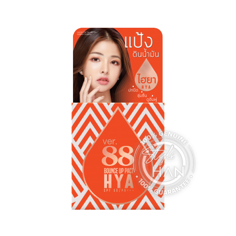 Ver.88 Bounce Up Pact Hya Spf 50/Pa+++