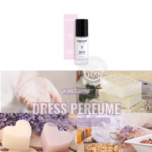 W.Dressroom Dress & Living Clear Perfume Portable 70 ml.