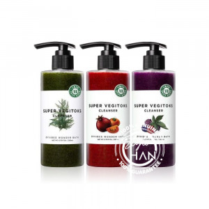 Wonder Bath Super Vegitoks Cleanser