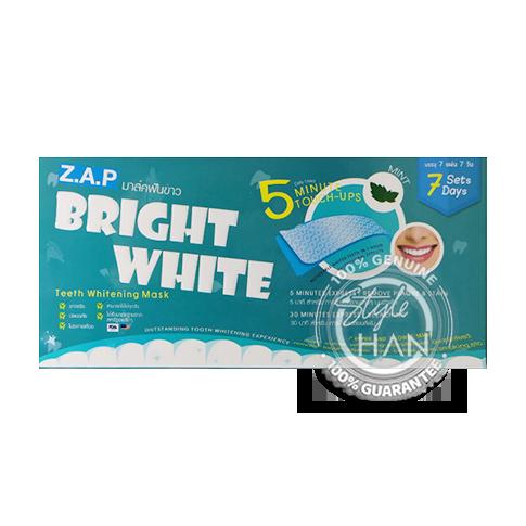 Z.A.P Bright White Mask Mint