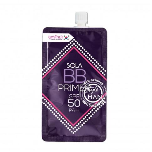 Sola BB Primer SPF50 PA++ Pouch