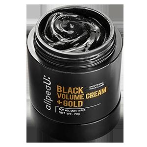 allpeaU: Black Volume Cream Plus Gold