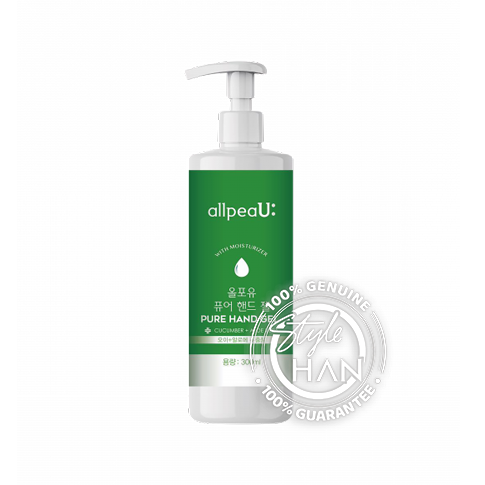 allpeaU: Pure Hand Gel 300 ml