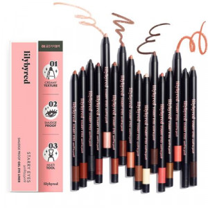 lilybyred Starry Eyes am9 to pm9 Gel Eyeliner
