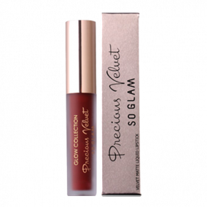 SO GLAM Precious Velvet Glow Collection Lip Gloss