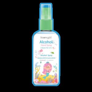 Snowgirl Alcohol Hand Spray 70 ml