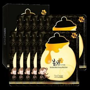 Papa Recipe Bombee Black Honey Mask (10ea)