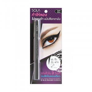 Sola Long Lasting Water proof Eyeliner