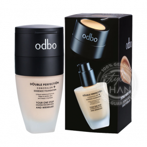 odbo Double Perfection Concealer+Essence Foundation