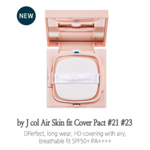 Village 11 Factory by J Col Air Skin Fit Cover Pact