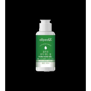 allpeaU: Pure Hand Gel 60 ml.