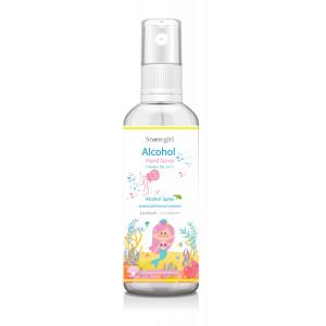 Snowgirl Alcohol Hand Spray 30ml