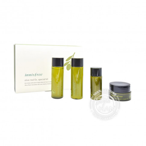 Innisfree Olive Real Ex. Special Kit