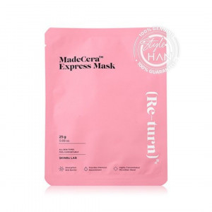 SkinRx Lab MadeCera Express Mask (Pouch)