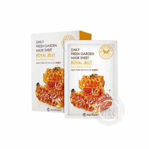 Skin Planet Daily Fresh Garden Mask Sheet - Royal Jelly