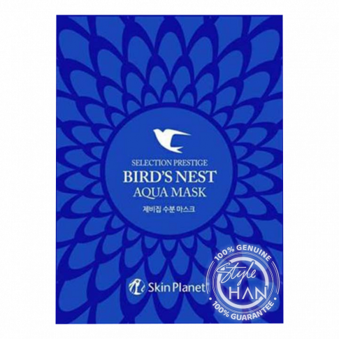 Skin Planet Selection Prestige Bird's Nest Aqua Mask