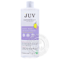 JUV Micellar Water Anti-Acne Cleanser