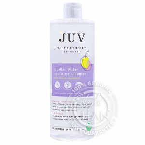 JUV Micellar Water Anti-Acne Cleanser
