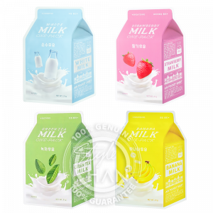 A'Pieu Milk One-Pack